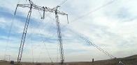 Федеральная сетевая компания провела на Урале уникальные работы по замене изоляции на линии 500 кВ без ее отключения