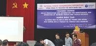 Федеральная сетевая компания провела обучение специалистов государственной электросетевой корпорации Вьетнама EVNNPT