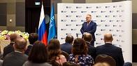 Андрей Муров вручил награды работникам компании по случаю празднования Дня энергетика