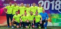 В Сочи состоялся ежегодный турнир ФСК ЕЭС по мини-футболу