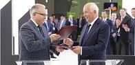 ФСК ЕЭС и Союз машиностроителей России подписали соглашение о сотрудничестве по развитию высокотехнологичных производств