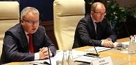 Андрей Муров проверил готовность филиала компании - МЭС Северо-Запада к осенне-зимнему периоду
