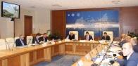 Состоялся рабочий визит российско-грузинской компании «СакРусэнерго» в Санкт-Петербург