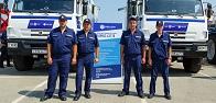 ФСК ЕЭС направила мобильный ситуационно-аналитический центр на Всероссийские учения в Дагестане